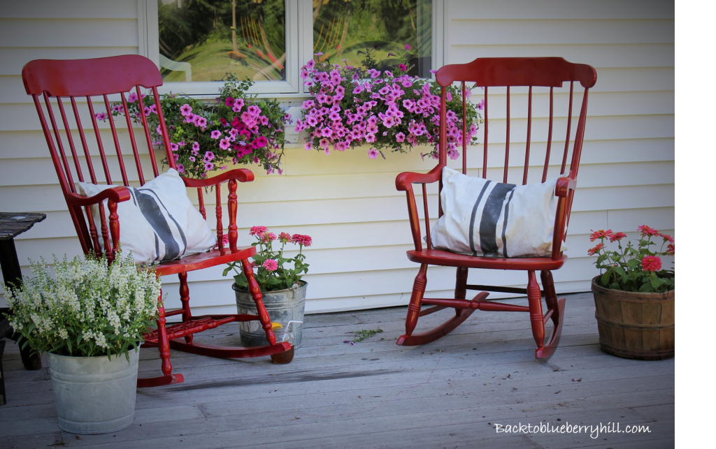 Rocking Chairs After