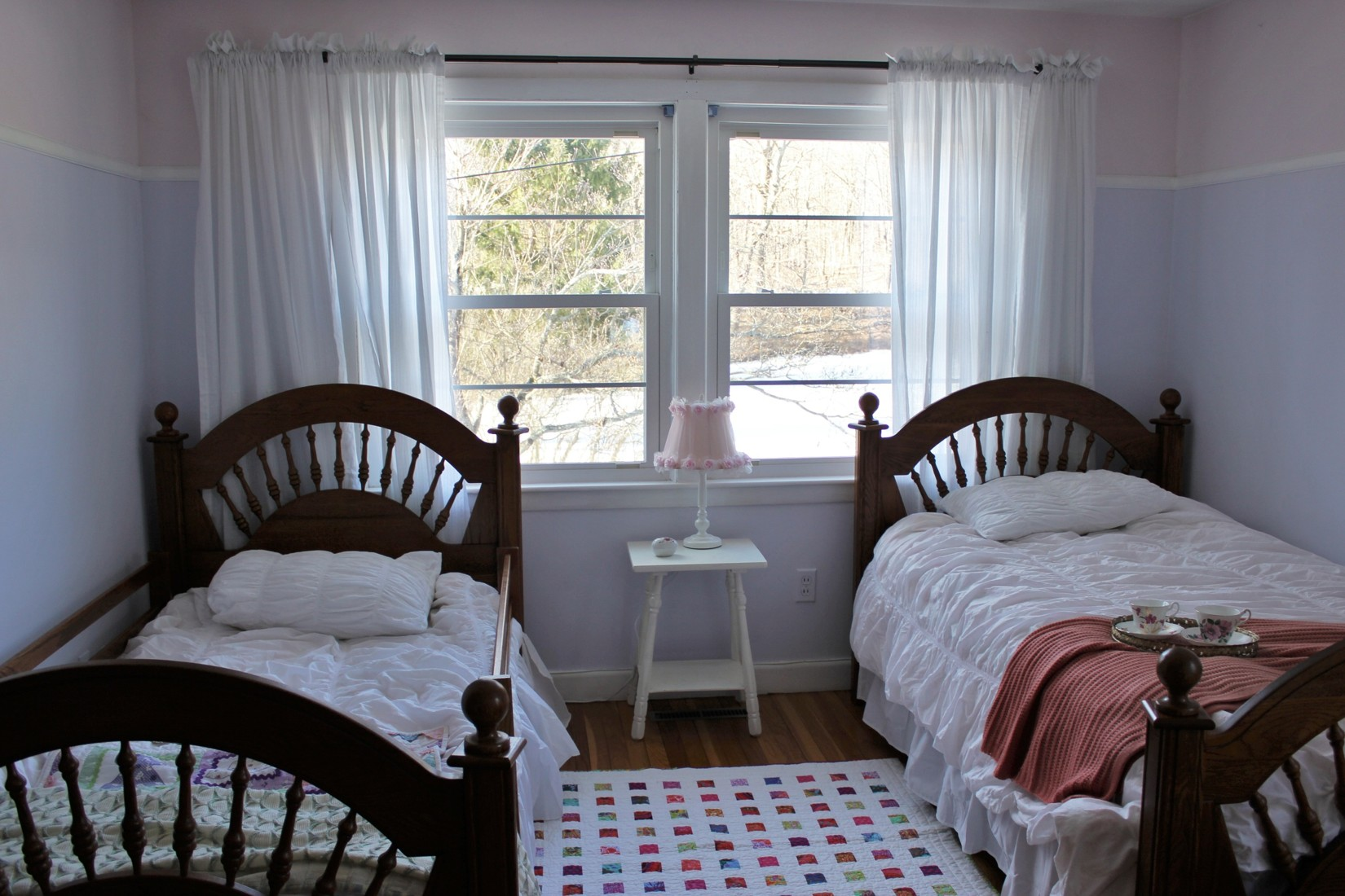 Girls Bedroom Back To Blueberry Hill